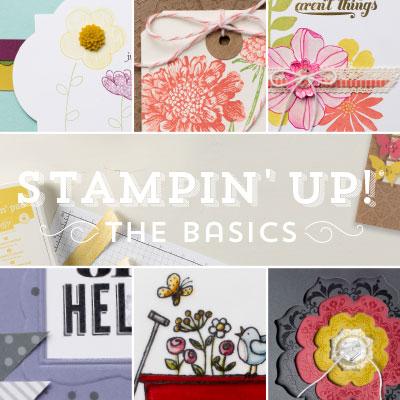Stampin' Up! Basics
