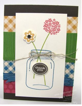 Stampin' Up! Perfectly Preserved
