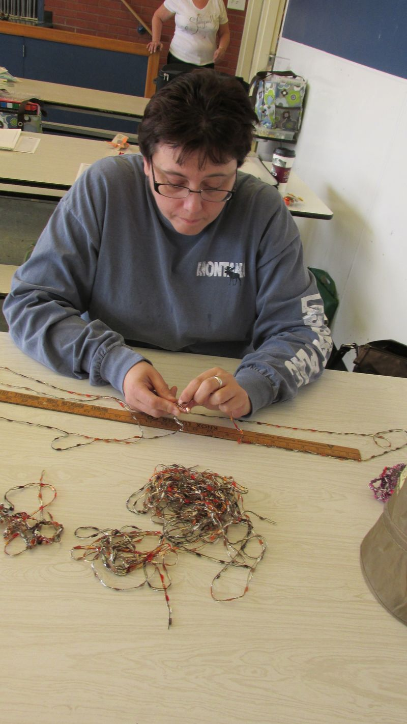 Crafting the day away 012