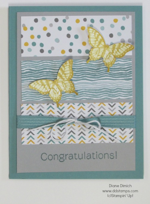 Stampin' Up! Photopolymer Stamps Bravo