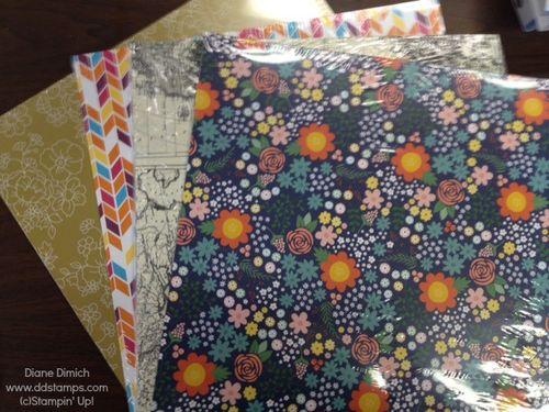 Stampin' Up! Designer Serie Paper