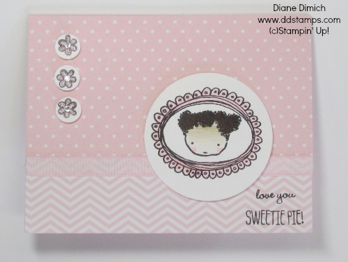 Stampin' Up! Sweetie Pie