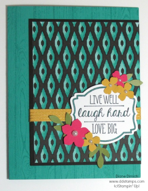Stampin' Up! Oh My Goodies