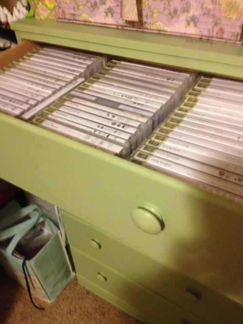 Stampin' Up! Stamp Storage Karla