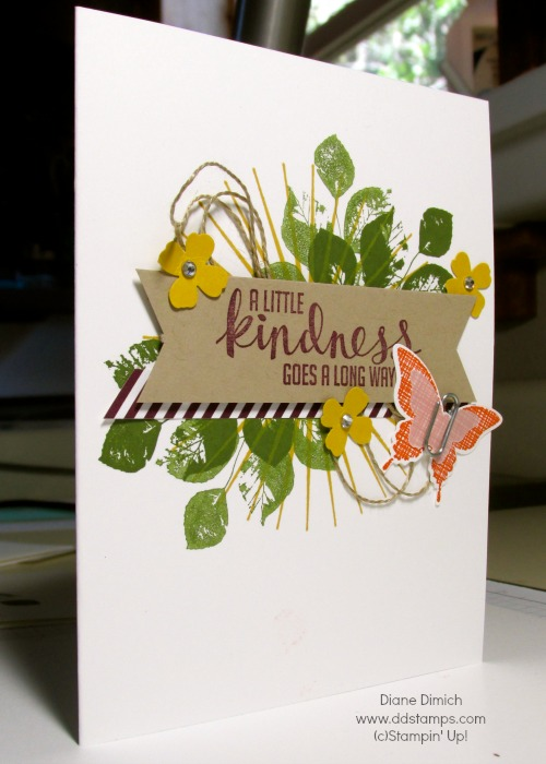 Stampin' Up! Kinda Eclectic
