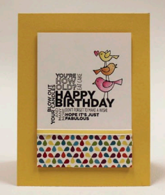 Stampin' Up! For the Birds