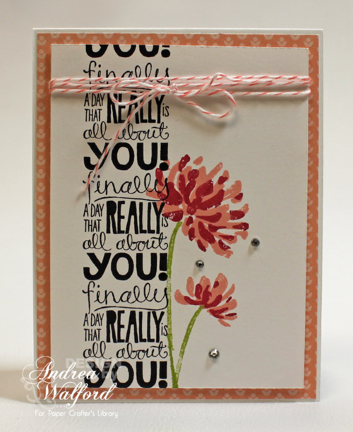 Stampin' Up! Too Kind