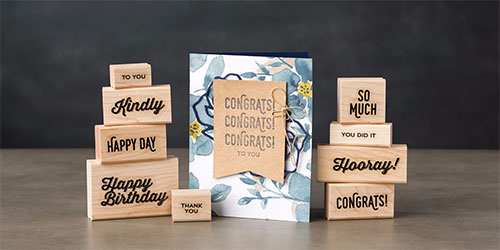 Stampin' Up! Sale-a-bration Perfect Pairings