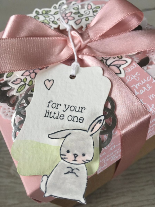 Stampin' Up! Made with Love