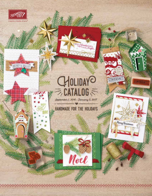 Stampin' Up!'s Holiday Catalog