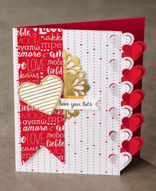 Stampin' Up! Sealed with Love