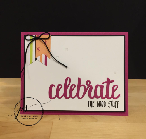 STampin' Up! Picture Perfect Birthday