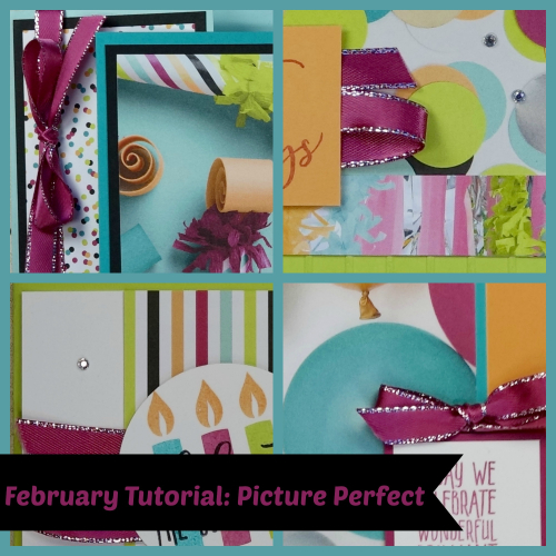 February Tutorial- Picture perfect