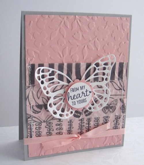 Stampin' Up! Sheer perfection vellum