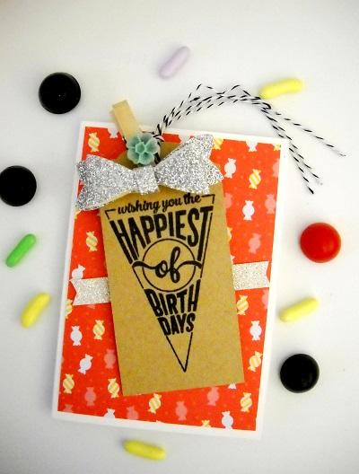 Stampin' Up! Birthday Ideas