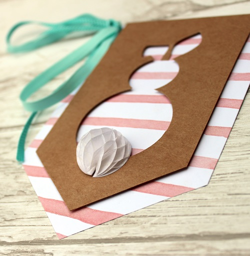 Stampin' Up! Easter Banner