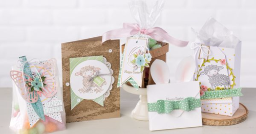 Stampin' Up! Easter Inspiration