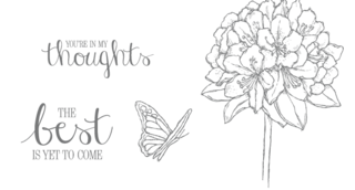 Stampin' Up! Best Thoughts
