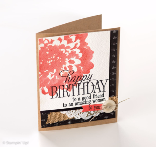 Stampin' Up! Happy Birthday, Everyone