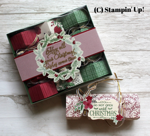 Stampin' Up! Christmas Gifts