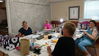 DDStamps Crafting Retreat