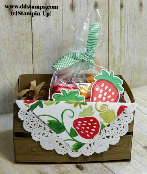 Stampin' Up! Fresh Fruit