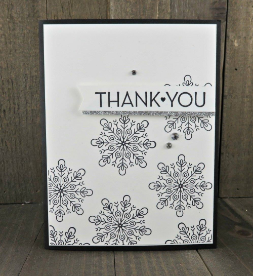 Stampin' Up! Thank You