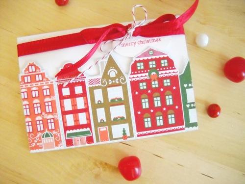 Stampin' Up! Nordic Noel Designer Series Paper