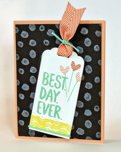 Stampin' Up! Best Day Ever Sale-a-bration