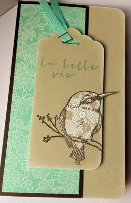 Stampin' Up! A Happy Thing Stamp set