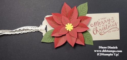 Stampin' Up! Festive Flower Punch