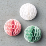 Stampin' Up! Honeycomb Embellishments