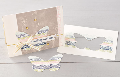 Stampin' Up! Delicate Details