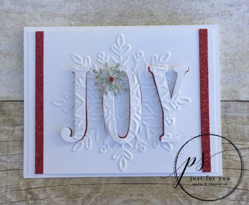 Stampin' Up! Eclipse Card
