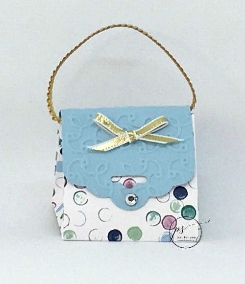 Tranquil Tide Purse