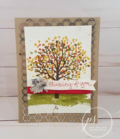 Autumn Sheltering Tree