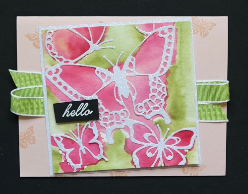 Stampin' Up! Beauty Bounds
