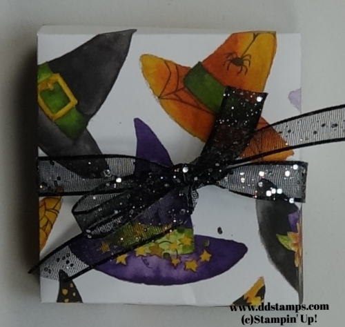 Stampin' Up! Toil and Trouble