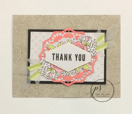Lots of happy thank you card