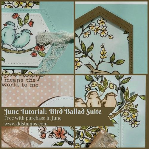 June Tutorial Bird Ballad