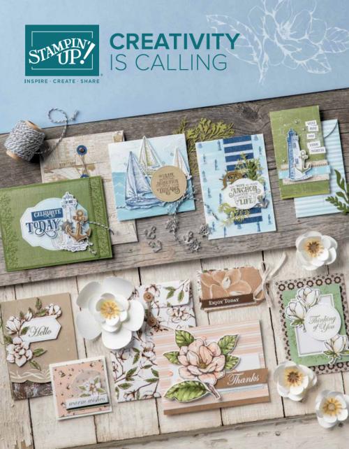 Stampin' Up! Catalog