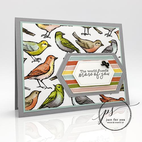 Bird Ballad more of you card