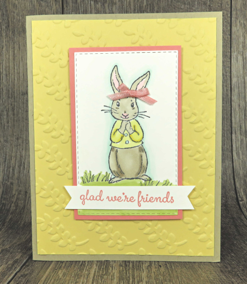 Fable Friend Bunny