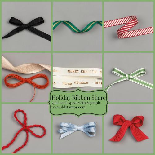 Holiday Ribbon Share