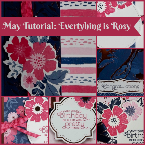 May Tutorial Everthing is Rosy