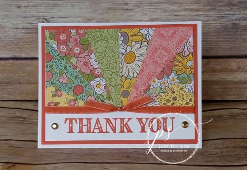 Ornate thanks sunburst