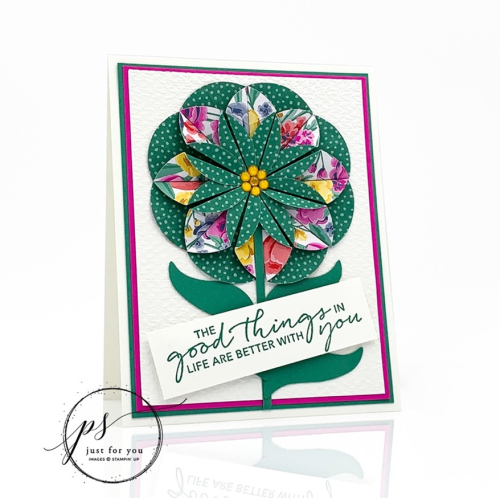 Origami Flower Card