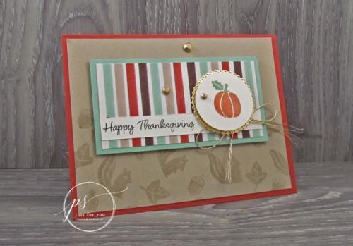 Banner year thanksgiving