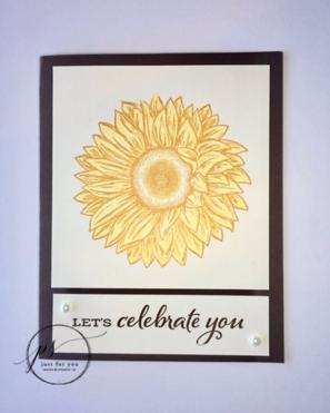Celebrate sunflowers 2